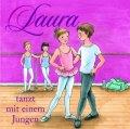 Laura tanzt mit einem Jungen