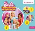 Barbie dreamhouse adventures Starter Box (1-3)