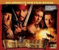 Alle vier PIRATES OF THE CARIBBEAN-Teile als Hörbuch