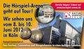 HÖRSPIEL-ARENA in Köln vom 08.-10.06.2012