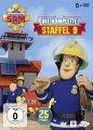 Feuerwehrmann Sam: Die komplette 9. Staffel auf 5 DVDs