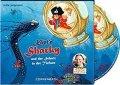 Käpt`n Sharky und der Schatz in der Tiefsee CD und Buch