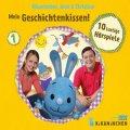Kikaninchen, Anni & Christian Mein Geschichtenkissen 1