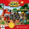 Super Wings - Trommelfest