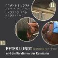 Peter Lundt und die Rivalinnen der Rennbahn