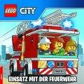 Lego City – Einsatz mit der Feuerwehr
