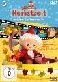 Unser Sandmännchen DVD 5 Herbstzeit mit dem Sandmännchen