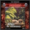 Konga der Menschenfrosch
