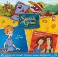Simsala Grimm CD 8 Der Däumling / Brüderchen und Schwesterchen