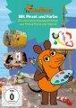 """Die Maus DVD """"Mit Pinsel und Farbe"""""""
