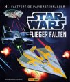 STAR WARS flieger falten