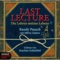 Last Lecture - Die Lehren meines Lebens