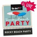 Rocky Beach Partys 2013: 2 Gästelistenplätze zu gewinnen