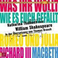 Katharina Thalbach liest William Shakespeare