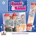 Hanni und Nanni im Schulcafé