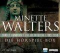 Die Minette Walters Hörspiel-Box (Die Bildhauerin   Dunkle Kammern   Das Echo)