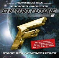 Captain Future fliegt wieder durchs All