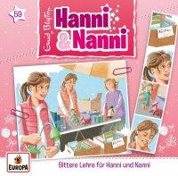 Bittere Lehre für Hanni und Nanni