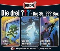Gift per E-Mail / ...und der Nebelberg / Der Mann ohne Kopf
