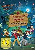 Familie Fox – Die Geheimnishüter Staffel 1.1
