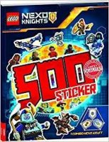 LEGO®Nexo Knights™ 500 Sticker