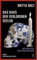 Das Haus der verlorenen Seelen - Der zweite Fall für Pieter Pusthumus