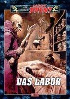 Dan Shockers Larry Brent - Band 59 - Das Labor
