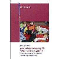 Kontextoptimierung für Kinder von 3 - 6 Jahren