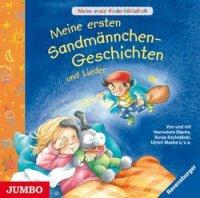 Meine ersten Sandmännchen-Geschichten und Lieder
