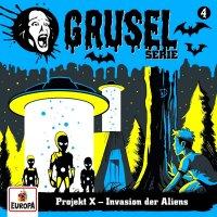 Projekt X - Invasion der Aliens