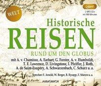 Historische Reisen rund um den Globus
