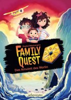 Family Quest 1 – Das Amulett des Merlin