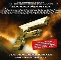 CAPTAIN FUTURE gegen den Sternenkaiser: Highscore Music lädt ein in den Weltraum