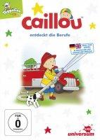 Caillou entdeckt die Berufe DVD