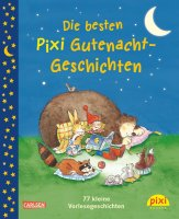 Die besten Pixi Gutenacht-Geschichten