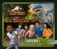 Jurassic World – Neue Abenteuer Staffelbox 2