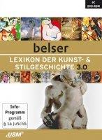 Belser Lexikon Kunst- und Stilgeschichte 3.0