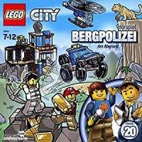 LEGO CITY CD 20 Bergpolizei