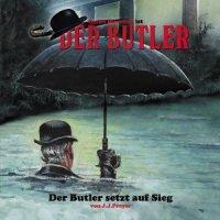 Der Butler setzt auf Sieg