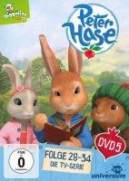 Peter Hase - DVD 5 Folgen 28-34