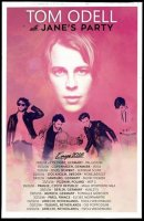 JANE`S PARTY supporten TOM ODELL