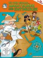 ES WAR EINMAL...Abenteurer und Entdecker – DVD Box