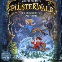 Flüsterwald CD 2 Der verschollene Professor