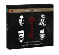 Mythos & Wahrheit - Dracula, Sherlock Holmes, Edgar Allan Poe & Frankenstein