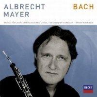 BACH. Werke für Oboe, Orchester und Chor