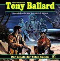 Dämonenhasser Tony Ballard: Zombie-Piraten-Trilogie (Folge 12-14)