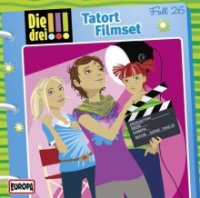 Tatort Filmset