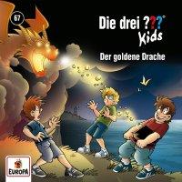 Der goldene Drache / Chaos im Dunkeln / Die Rätselfalle