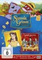 SimsalaGrimm DVD 7: Schneewittchen / Tischlein deck dich