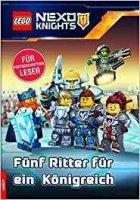 Lego Nexo Knights – Fünf Ritter für ein Königreich